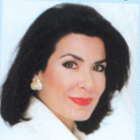 Athens 2004 Organizing Committee Chairwoman Yianna Angelopoulos-Daskalaki.