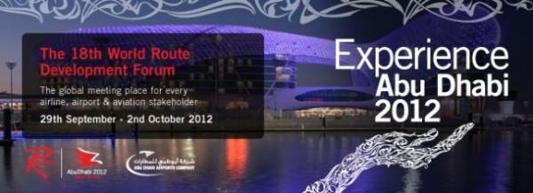 18th World Route Development Forum - Abu Dhabi 2012