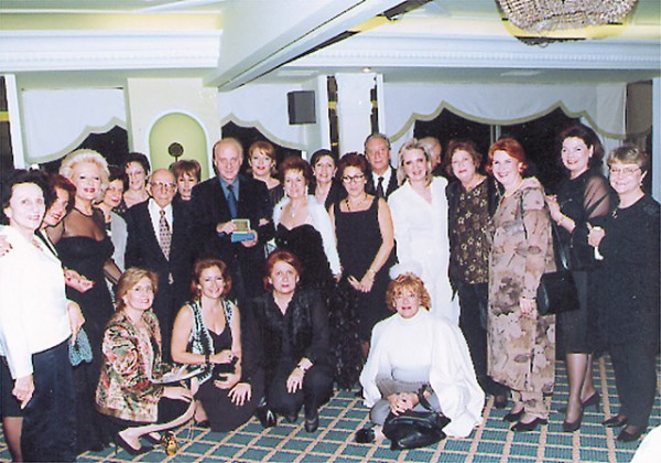 Greek Women in the Tourism Association