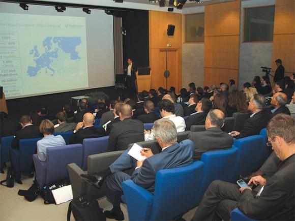 Amadeus CESE e-Commerce Leaders Forum 2010.
