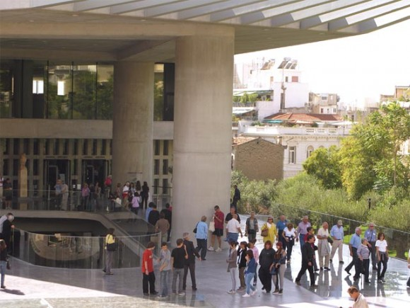 The New Acropolis Museum. On the occasion of World Tourism Day, the Culture and Tourism Ministry announced free admission to all archaeological sites, historical sites, museums and monuments.