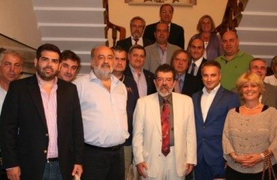 Network of chambers of twin towns and sister cities (Lesvos, Lamia, Kalamaria, Thessaloniki, Kerkyra, Preveza and Paphos, Cyprus).