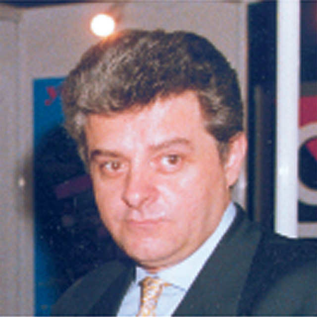 Evgenios Yiannakopoulos, Secretary General Hellenic Tourism Organization