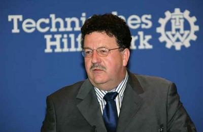 Hans-Joachim Fuchtel,Germany's federal deputy labor minister.