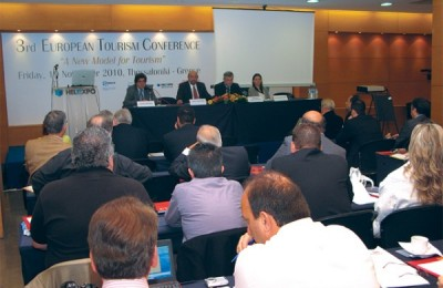 3rd European Tourism Conference during Philoxenia 2010.