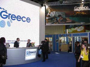 Greece segment at WTM (archive photo).