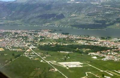 Aerial photo of Ioannina, Epirus. Provider: © Greek Aerial Photos Portal