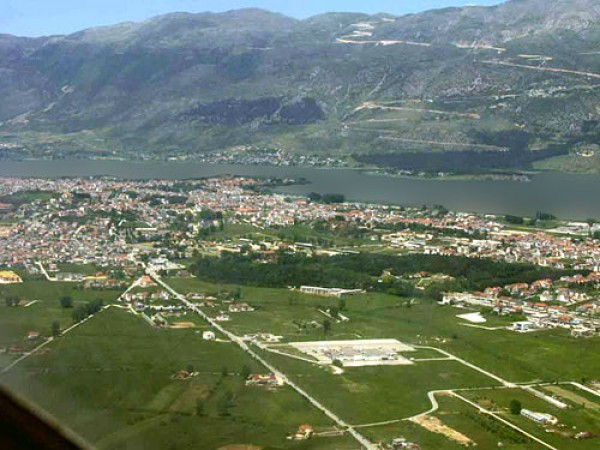 Aerial photo of Ioannina, Epirus. Provider: © Greek Aerial Photos Portal