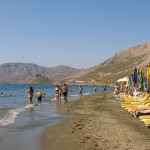 Massouri - The tourist center of the island offers the longest sandy beach on Kalymnos.