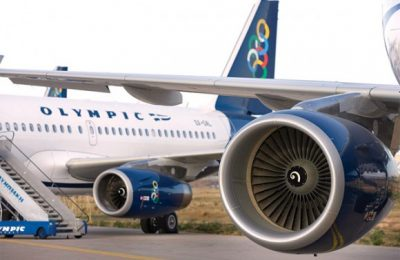 Olympic Airlines, in operation as of 2003, was sold to Marfin Investment Group for 177,1 million euros in March 2009. The airline's successor Olympic Air is now waiting approval from the European Commission to merge with Aegean Airlines and become one company.