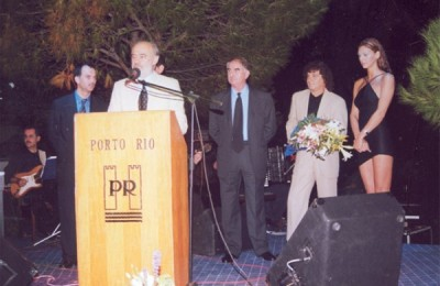 Patra's Porto Rio Hotel celebrated its rejuvenation.