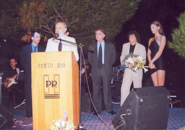 Patra's Porto Rio Hotel celebrated its rejuvenation.