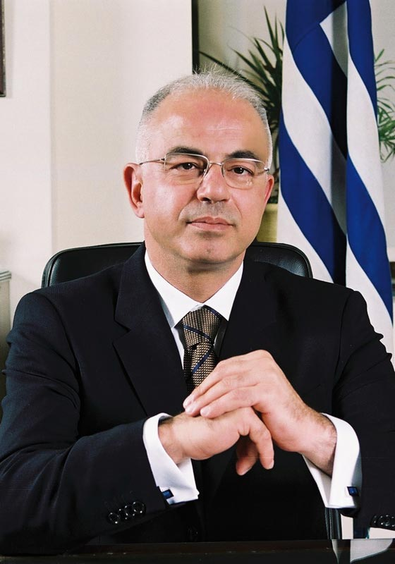 Anastasios Liaskos, Secretary General, Ministry of Tourism