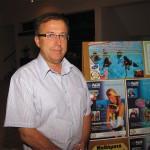 Vassilis Psarobas, managing director of Kalymnos Group Travel.