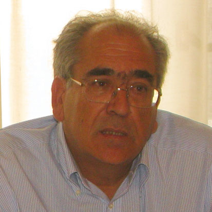 Nikolas Reisis, President of Kalymnos Hoteliers Association.