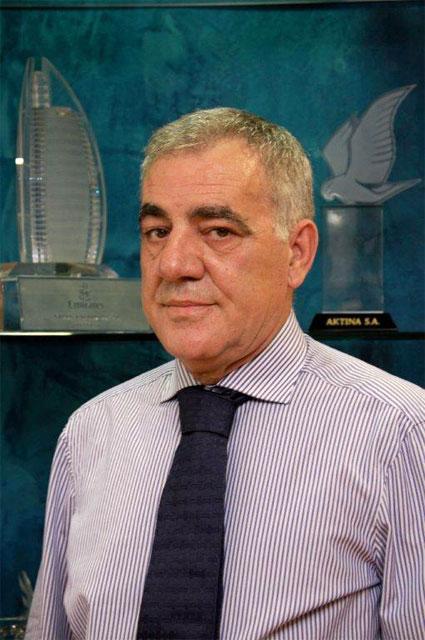 Panagiotis T. Zerzivilis, Founder, Managing director, CEO Aktina Travel
