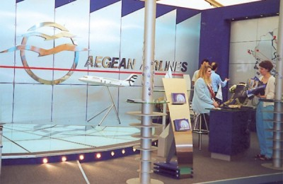 Aegean and Cronus signed a cooperation agreement for all domestic flights.