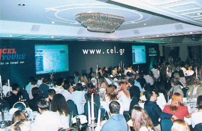 Cel Tours' major promotional event in Thessaloniki.