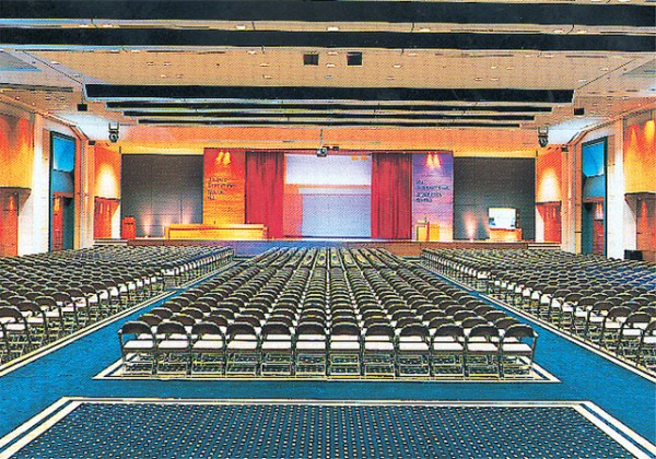 Kipriotis Kos International Convention Centre will host this year's ABTA's annual conference.