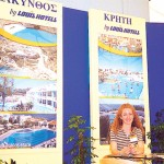 Louis Hotels' representative Maria Roumeliotis reminded that the Louis Group's most recent expansion project for Greece concerned the new Athens International Airport at Spata. The group's catering division won the rights to set up a Greek restaurant, an Indian restaurant, a pastry shop, a health food restaurant, a coffee shop and an Irish been pub within the airport.