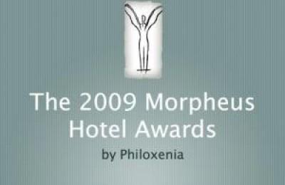 Morpheus Hotel Awards 2009