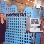 Worldspan arrived at this year's Philoxenia tourism fair with a new look and a barrage of new products, such as its Go! Res internet connection for agencies that guts GTS costs.