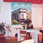 Kinissi Palace Sale Manager Tita Stefa promoted new hotel of the Thessaloniki-based Kinissi Group. The 52-room unit includes a 100-delegate conference center.