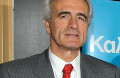 General Secretary of Tourism Yiorgos Poussaios.