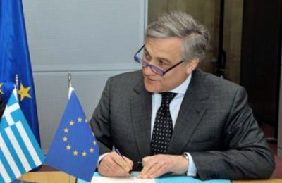 Antonio Tajani, Vice-President of the European Commission, responsible for Industry and Entrepreneurship