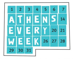 Athens Every Week events