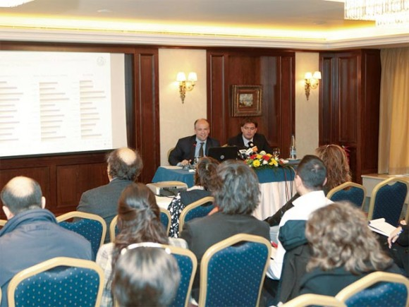 President of the Athens-Attica Hotel Association Yiannis Retsos (left) told Greek journalists last month that he had high expectations for 2012 as the first benefits from the cruise market are expected due to the lifting of cabotage restrictions.