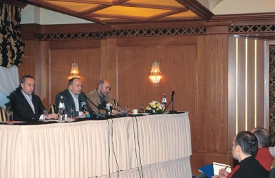 The Greek Union of Civil Aviation Pilots called an emergency press conference after the European Commission blocked the merger plan between Olympic Air and Aegean Airlines. When the merger was first announced, the union had submitted an 80-page documented memorandum to the E.U., and developed the 199 reasons why the union was against the merge.