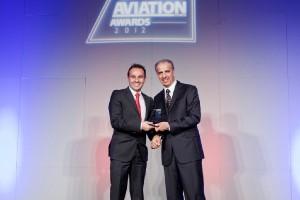 Etihad Airways Airline of the Year 2012
