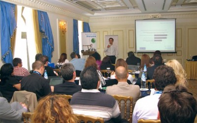 "A seminar entitled ""Success in Online Travel"" was hosted by Amadeus in order to familiarize Greek travel agencies with various technological tools, to create awareness on emerging new online trends and to support them to ""think"" or even ""re-think"" their online strategies."