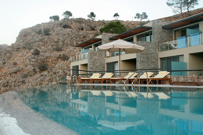 Lindos blu crowned best boutique hotel gtp headlines for Best boutique hotel chains
