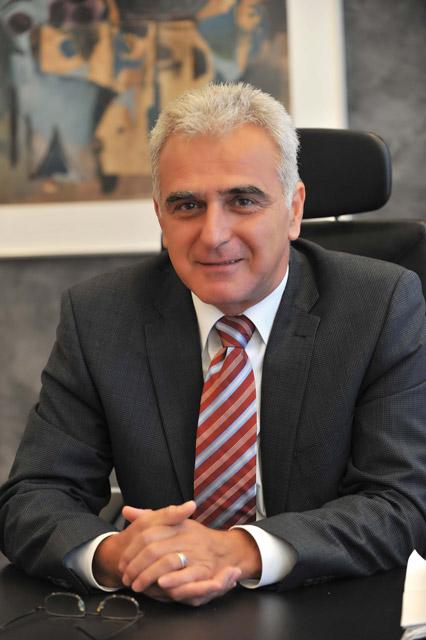 Paris Mavridis, President and CEO, HELEXPO