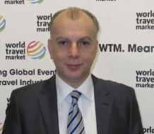 President of the Rodos Hoteliers Association, Antonis Kambourakis.