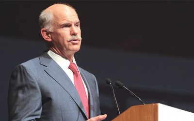 Prime Minister George Papandreou