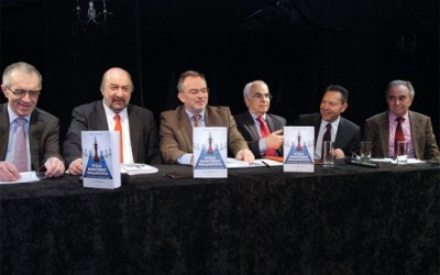 "Deputy Culture and Tourism Minister George Nikitiadis, during the Mr. Skoulas' book presentation, described it as ""a very useful for thousands of executives of the public and private sector."