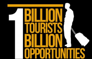 "UNWTO ""One Billion Tourists: One Billion Opportunities"" online campaign"