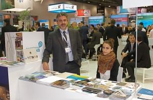 WTM 2012 - Athens Development & Destination Management Agency stand