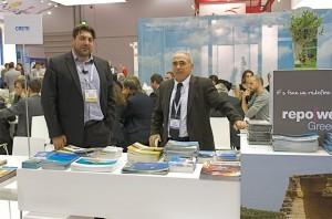 WTM 2012 - Crete & Repo(we)rGreece stands