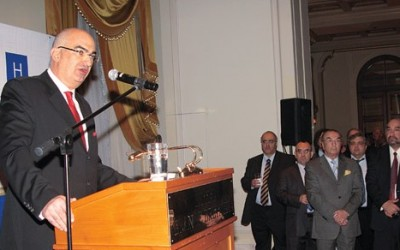 During the Hellenic Chamber of Hotels' annual pita cutting ceremony, the chamber's president, Yiorgos Tsakiris, said that more is expected from the government in order for a significant difference to be achieved for Greek tourism such as an improved promotion of the Greek tourism product and the adoption of a national strategy for aviation, conference tourism, shipping, etc.