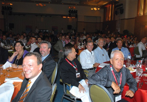 Each year, IGLTA hosts an annual convention in a different spot around the globe and attendees are travel and media professionals representing the GLBT industry worldwide.