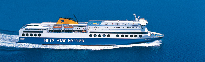 Blue Star Ferries