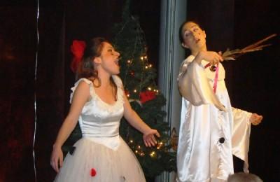Christmas Concerts: White Music Tales, B & M Theocharakis Foundation Auditorium.