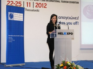 During the council of hotel associations, a series of important issues were brought to Tourism Minister Olga Kefalogianni's attention such as visa facilitation, the high VAT on ferry tickets, the opening hours of archaeological sites and museums and the lack of liquidity of hotels.