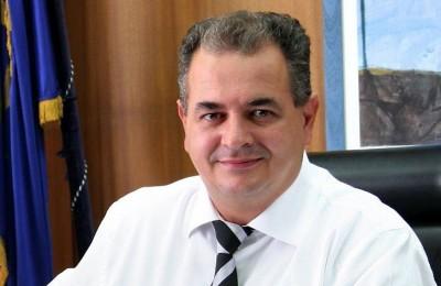 New GNTO Secretary General Panos Livadas.