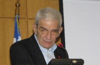 Thessaloniki Mayor Yiannis Boutaris