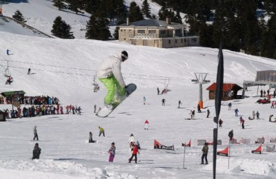 Kalavryta Ski Center